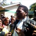 CS Eugene Wamalwa slams Raila Odinga over low voter turn-out in Trans Nzoia