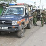 Teenager shot dead in Machakos anti-election protests