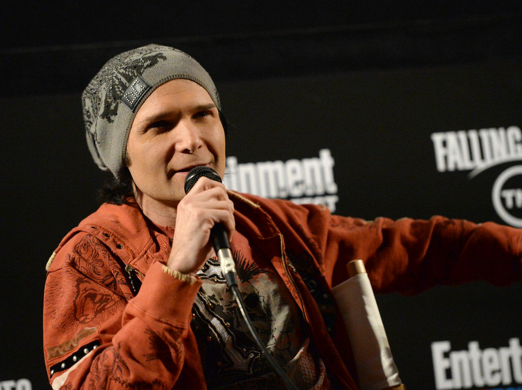 Corey Feldman announces project to expose Hollywood pedophiles