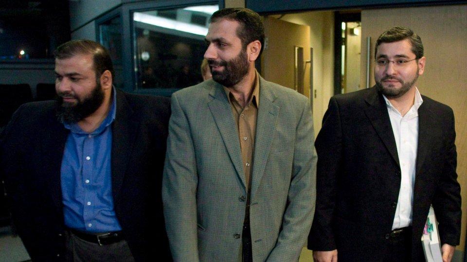 Latest on $31.3-million settlement to men unjustly imprisoned in Syria