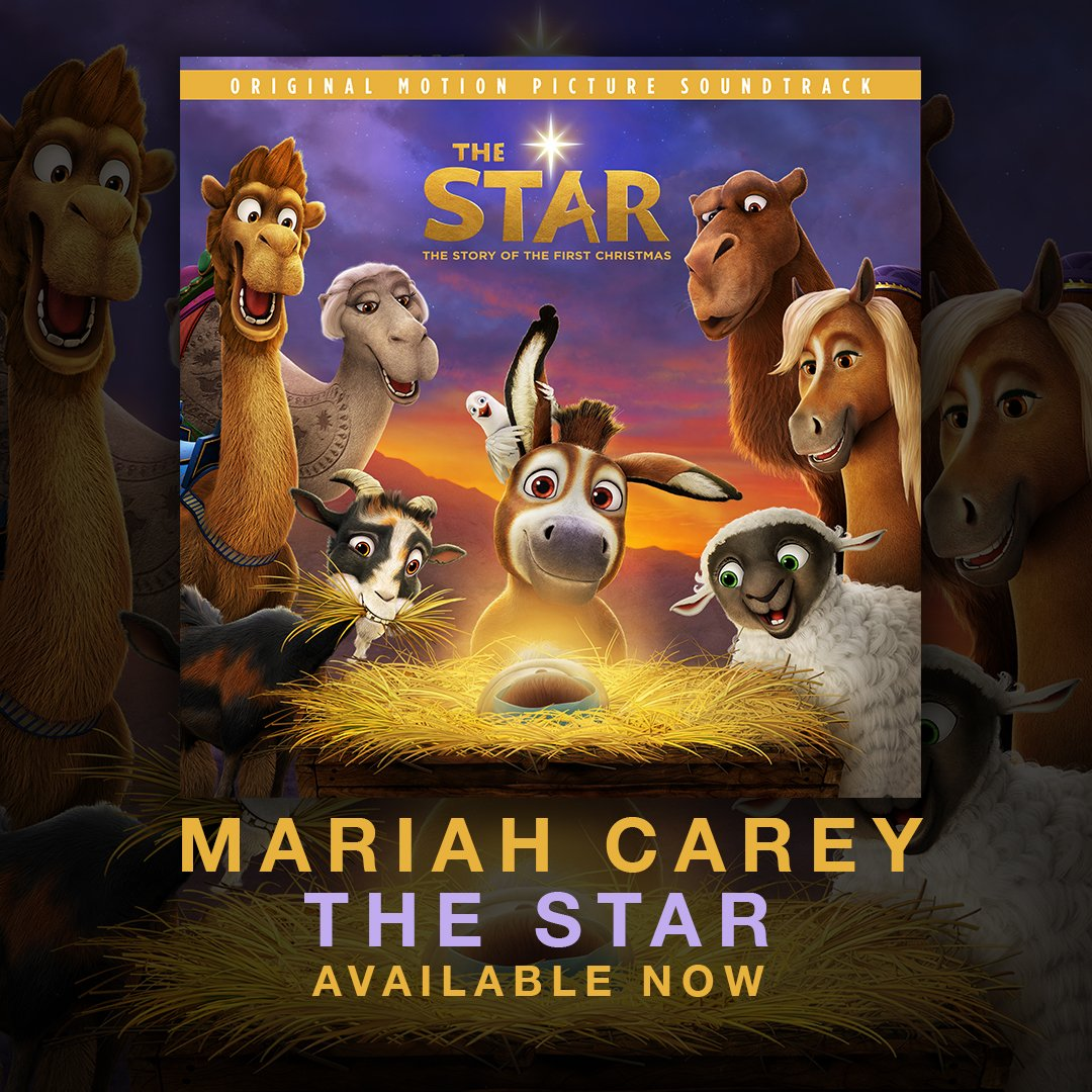 Christmas is early!�� Get THE STAR soundtrack now featuring my title track #TheStar ������ https://t.co/bOzkYI1MRU https://t.co/lE2rLUwqm8