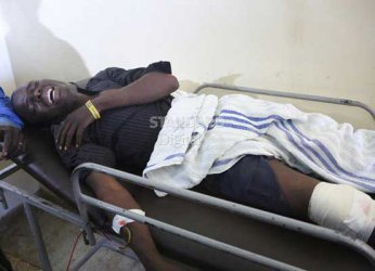 Three shot dead by police during anti-election protests in NASA stronghold