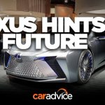 Lexus LS+ hints at autonomous future and new look - Dauer: 2 Minuten, 18 Sekunden