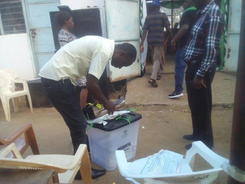 Kilifi presiding officer arrested for abandoning ballot boxes