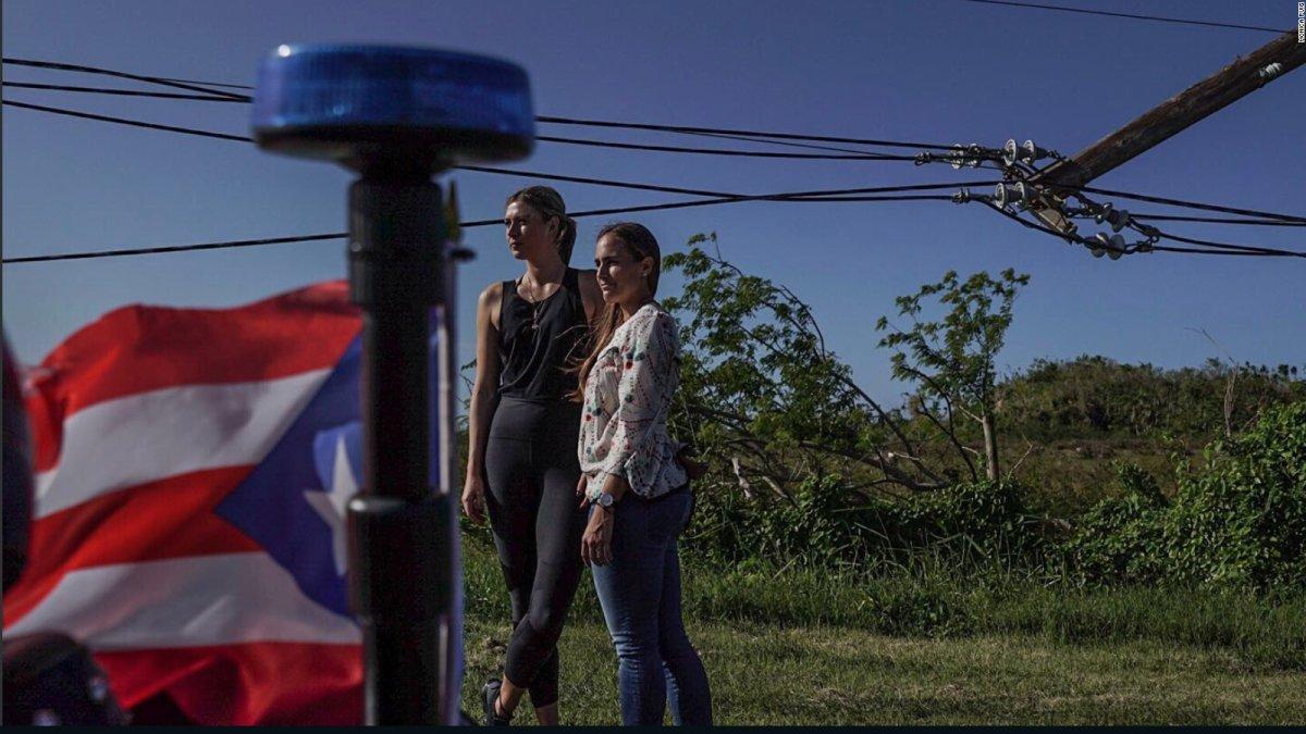 RT @CNNEE: .@MonicaAce93 y @MariaSharapova apoyan a Puerto Rico tras huracán María https://t.co/xJJ2MvW4W5 https://t.co/45dFxH4zFN