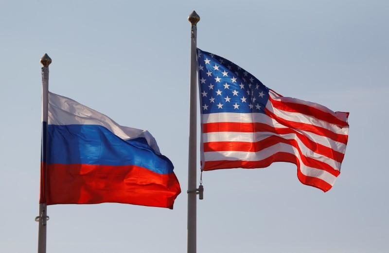 U.S. belatedly begins to comply with Russia sanctions law