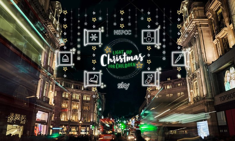 Find out which star is switching on the Oxford St Christmas lights this year...