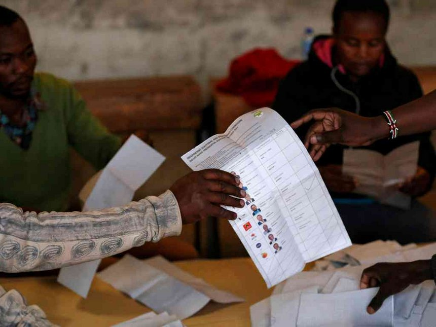 Security, transport challenges delay vote count in Lamu East