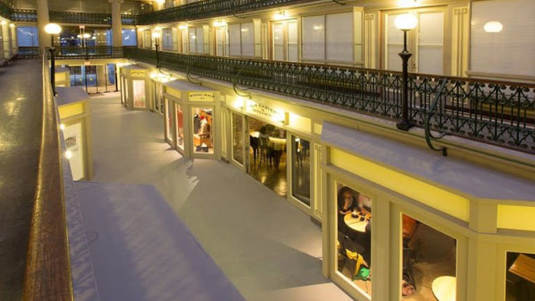 You can now live inside America's first shopping mall