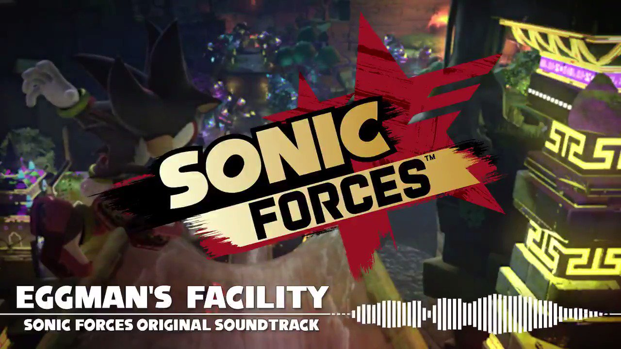 Shadow infiltrates Eggman's jungle base to this new but familiar Sonic Forces tune. https://t.co/mKHR5EOJFP