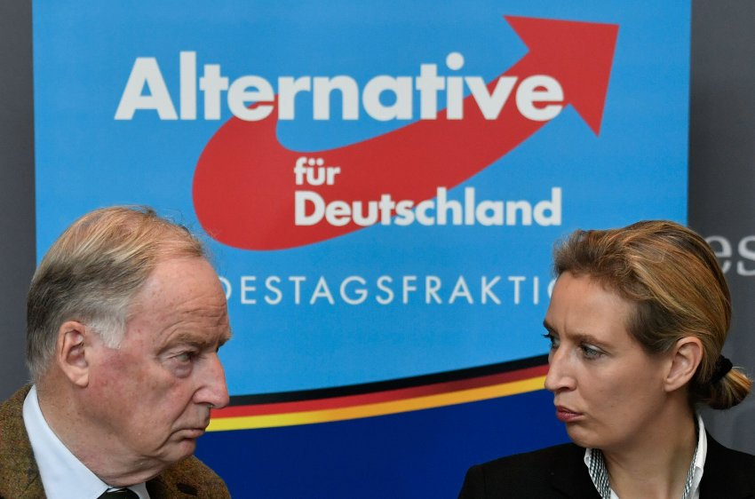 Right-Wing Unpopulists: Germany's AfD Struggling to Find Staffers in Berlin