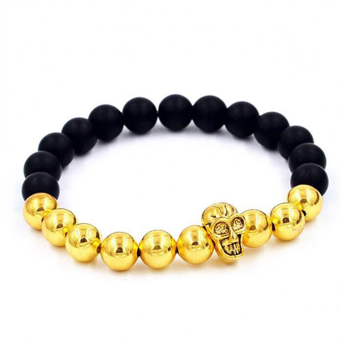 Skull Bracelet ��  Shop: https://t.co/vSTJIZW2Xs https://t.co/8EdAlt2MDW