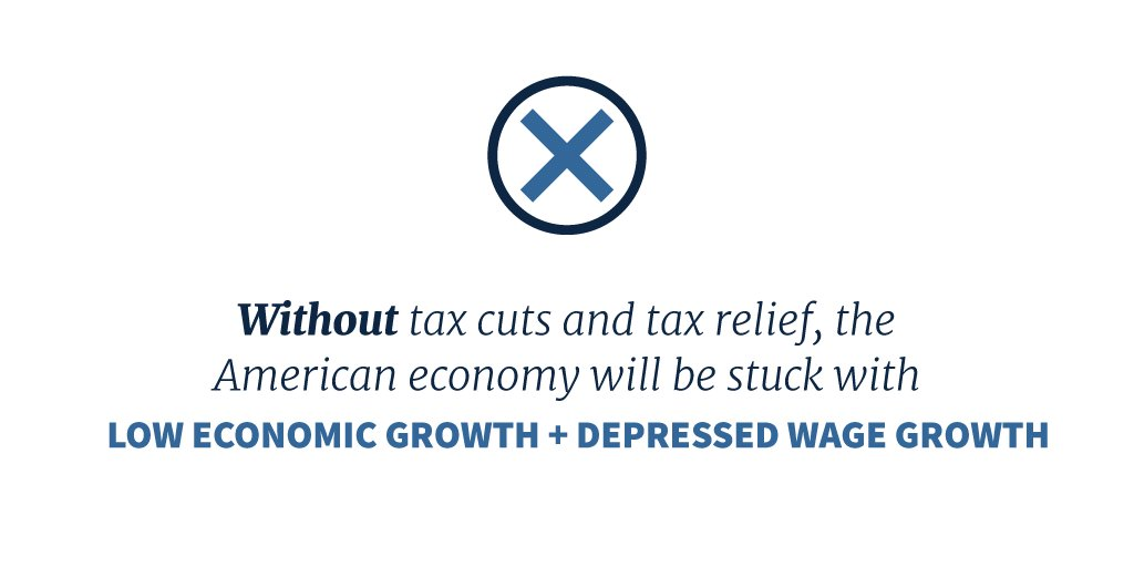 Tax cuts and tax relief will put the American economy in high-gear:  https://t.co/c8rjjJRhWV https://t.co/C5wcHO2WSB