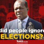 Tuju claims Raila phobia and Raila mania reason for low voter turnout