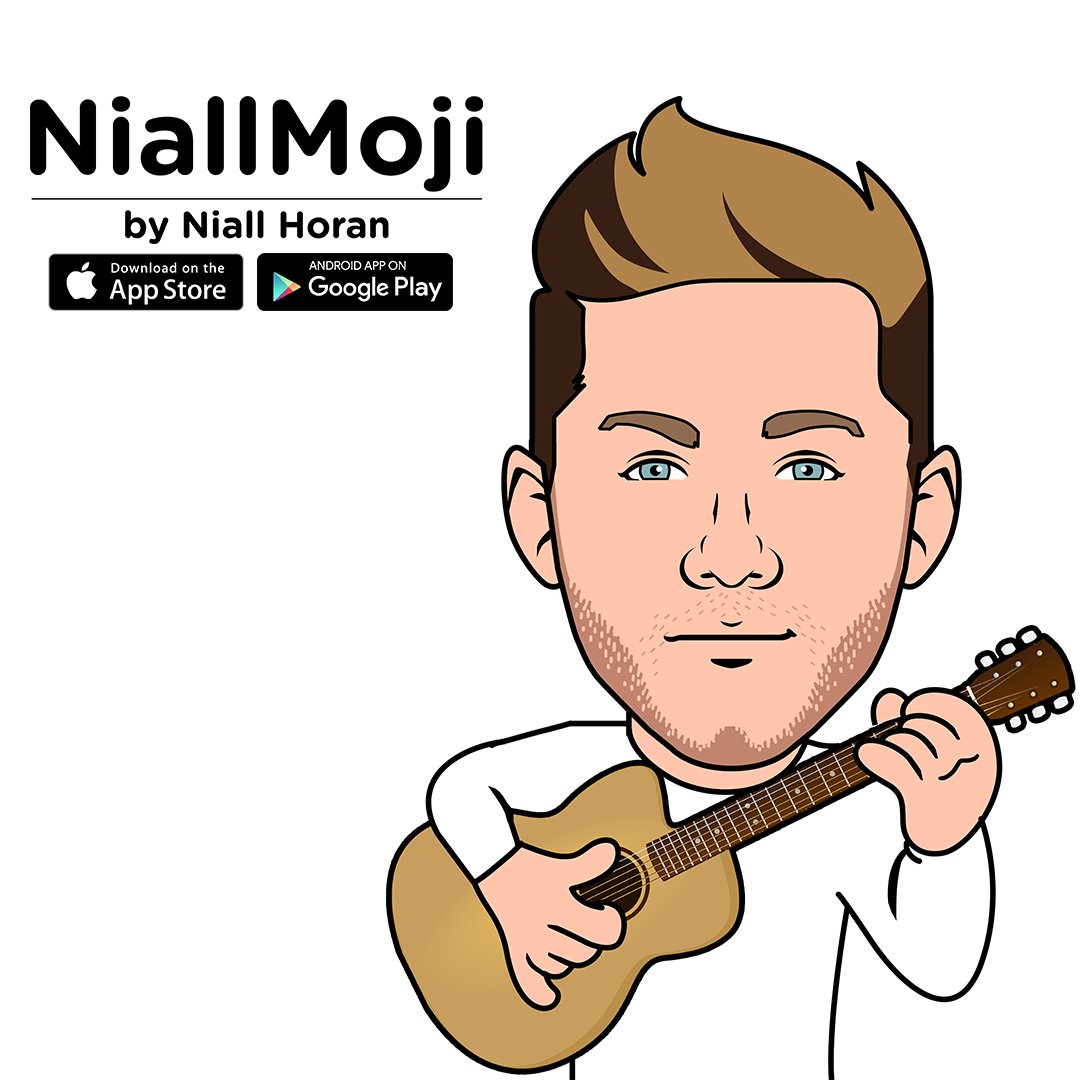 Got my own emoji & gif app !  Check out NiallMoji available at https://t.co/aCFDEdphst https://t.co/lhmu7oswkB