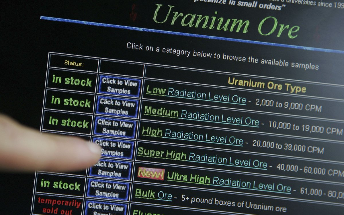 The Hillary Clinton Uranium One conspiracy theory doesn't make any sense