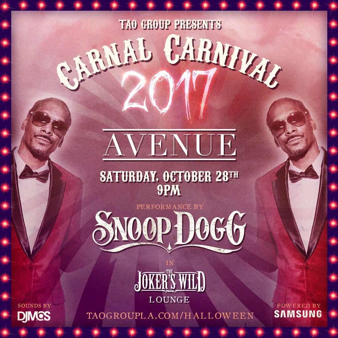 who's comin to party with me at #CarnalCarnival2017 this saturday? get your tickets at https://t.co/R90j91Aoz1 https://t.co/34fmrnbKvy