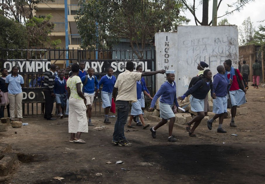 Kenya fears more bloodshed as delayed voting to proceed
