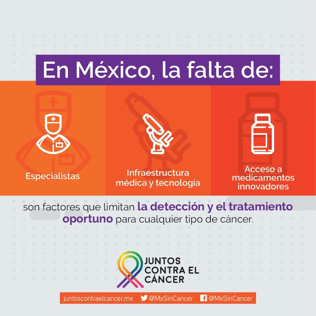 Necesitamos más acceso a medicamentos para todas las personas que viven con cáncer. #MxSinCáncer #JCC https://t.co/wKE18jidOe