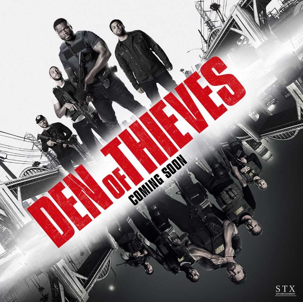 Check out the trailer for my son's new movie #DenOfThieves https://t.co/SWHPTbU65J