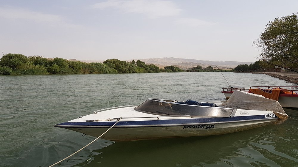 'We ensure drinkable and fishable, swimmable water everywhere'  The waterkeeper of Iraq
