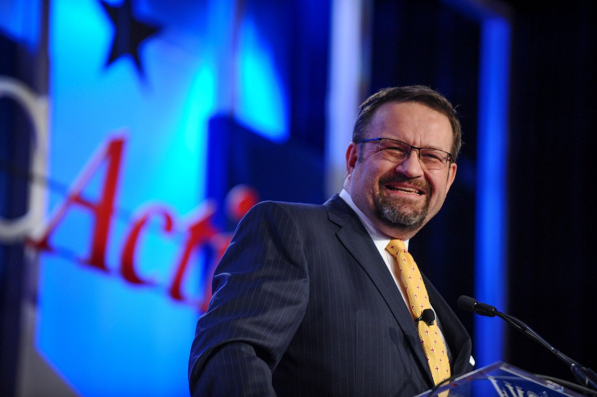 "Sebastian Gorka tells Fox News Hillary Clinton is guilty of ""treason"""