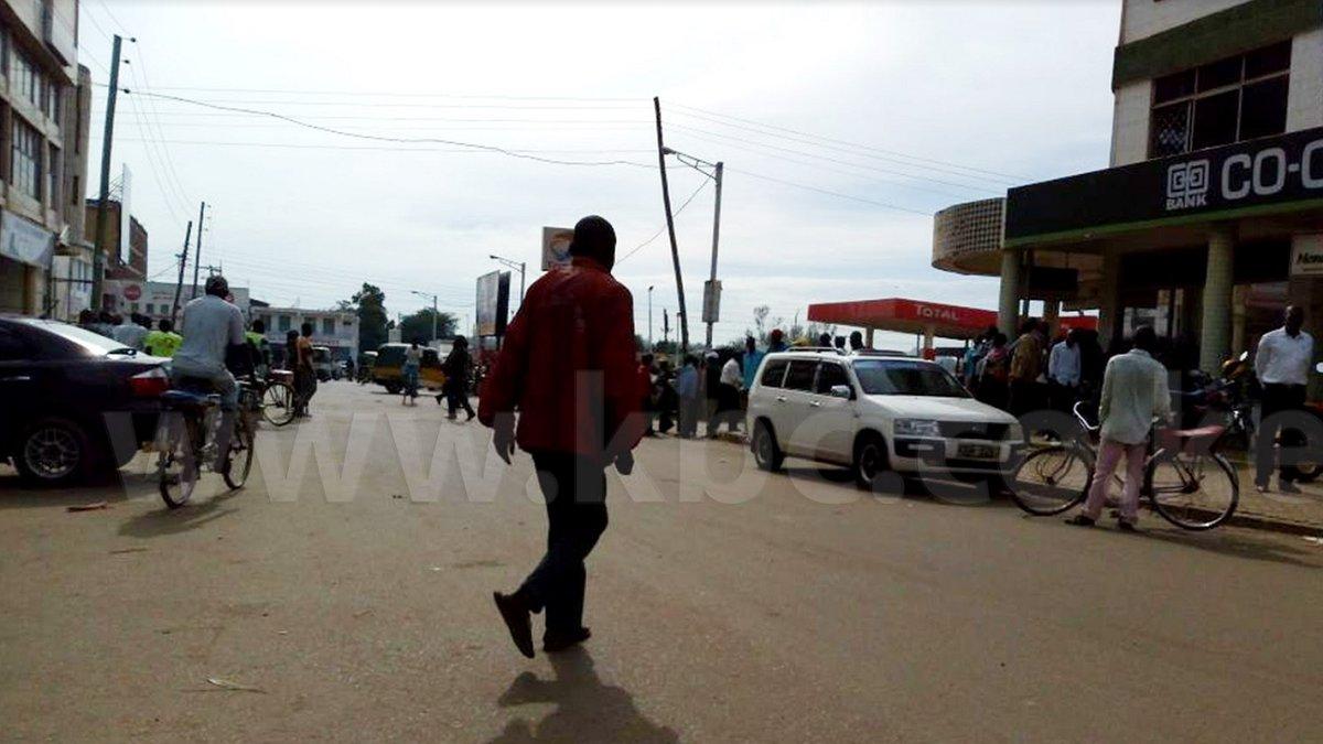 Governor Wangamati condemns violence in Bungoma