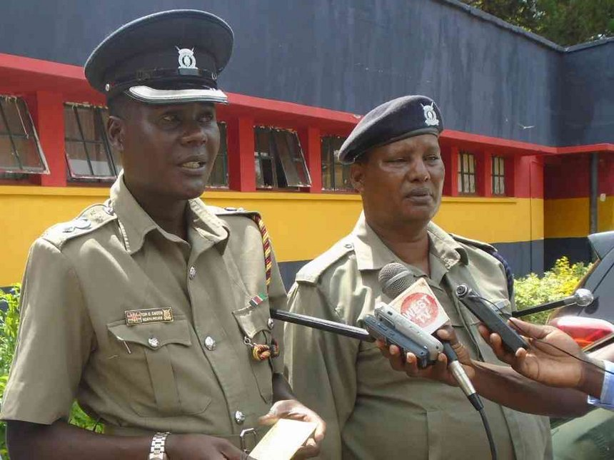 Five arrested in Bungoma after '30 boys' cause chaos over election