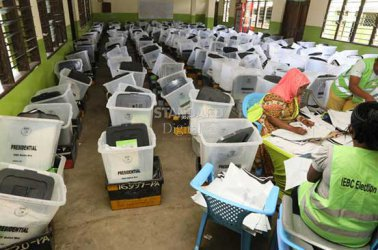 IEBC official arrested in Magarini for abandoning ballot boxes