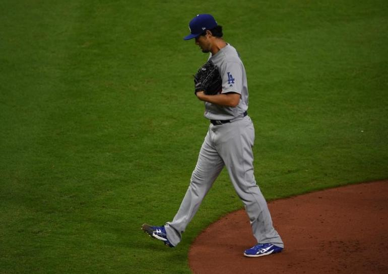 Baseball: Darvish disappoints in rough World Series debut
