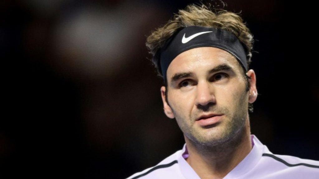 Federer casts doubt over Paris show