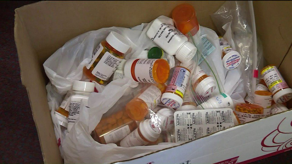 Prevent overdose deaths with DEA's Drug Take Back event