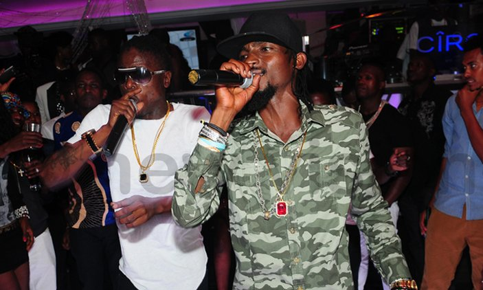 Radio and Weasel pumped up for anniversary concert
