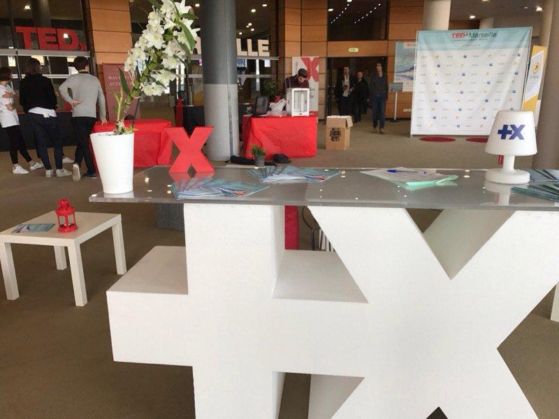 «Les nouveaux explorateurs» ont rendez-vous toute la journée au @TEDx_Marseille, en partenariat avec la @BPMed ? https://t.co/MvCawO41Oh