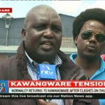 Leaders call for calm, ask Kawangware residents to maintain peace