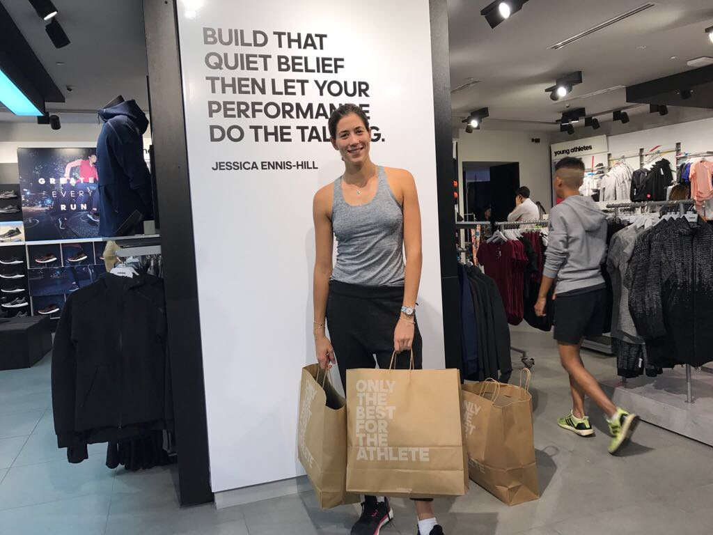 Quick visit to @Adidas store at @marinabaysands before leaving Singapore.  #TheShoppesMBS #MyGame https://t.co/hEbX6OXWgT