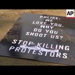 Kenyan police disperse demonstrators despite court order
