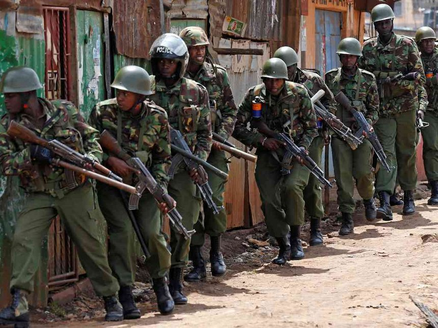 Four killed by police, 86 arrested over election - Boinnet