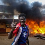 Kenya election: Deadly clashes between police and protesters halt voting as tensions rise