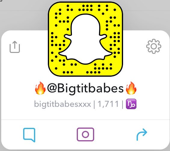 1 pic. I'll be doing the Snapchat Takeover today! 👻 Add BIGTITBABESXXX 👻
