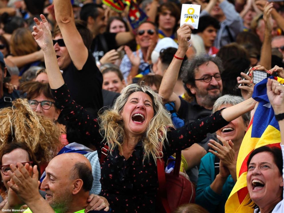 Catalonia's fateful independence vote was spurred by Spain's rigidity, @TerryMoran writes: