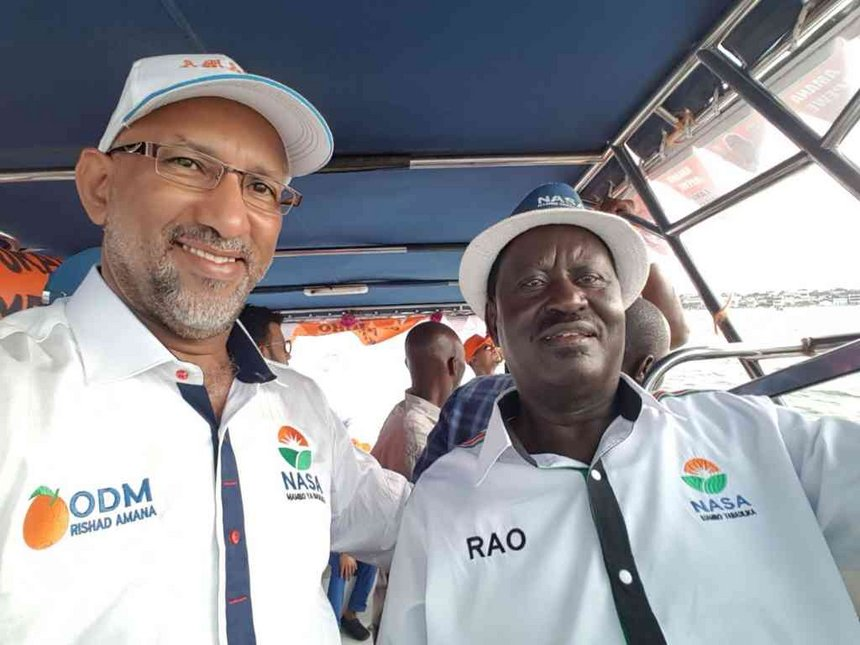 Lamu election 'no-show' shows county is pro-NASA, says Amana