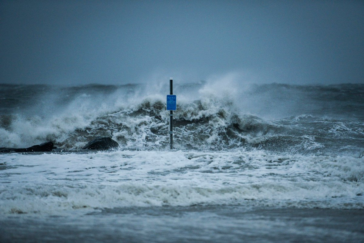 Powerful Storm Eyes New Jersey On Superstorm Sandy's 5th Anniversary