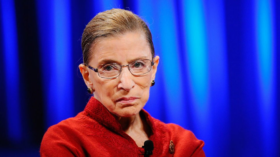 Ruth Bader Ginsburg: I'll stay on the Supreme Court for as long as I can https://t.co/RV0jkX2ioV https://t.co/tiAfrgYG55