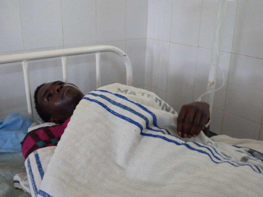 Samburu man stabbed by girlfriend over memory card