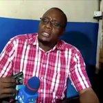 Kandara RO Martin Malonza says he saw no sense to verify forms with MP Alice Wahome