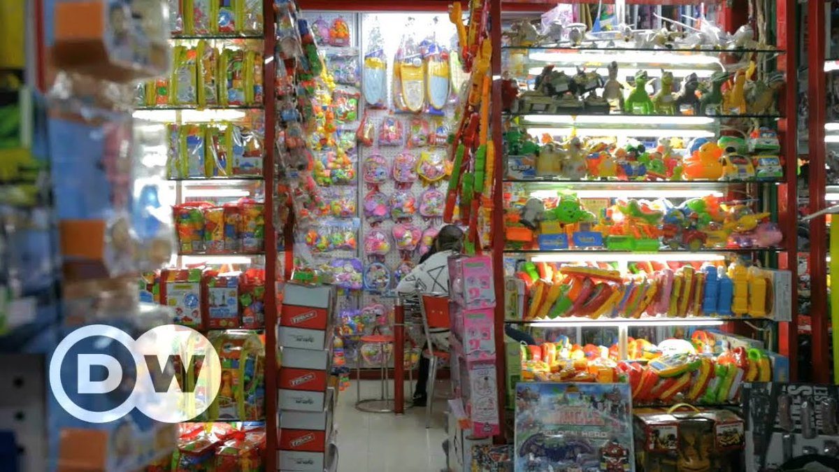 Plastic and profit in China – Bulkland | DW Documentary
