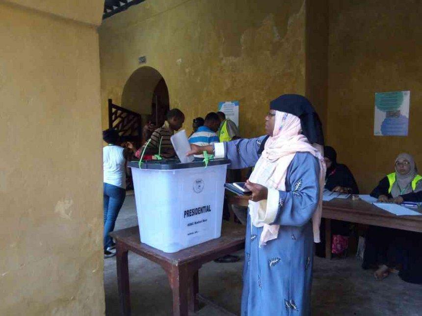 Election numbers don't matter, Lamu still has faith in Uhuru - MP Shariff