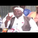Garissa leaders call on president Kenyatta and Raila Odinga to dialogue