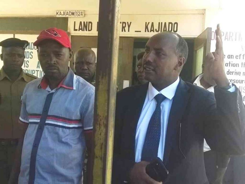 'Nothing to do with Memusi': Kello moved to president's office in Nairobi